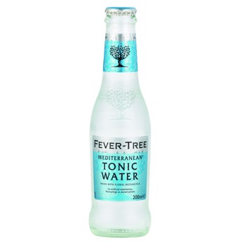 Fever-Tree Mediterranean Tonic Water, 20cl