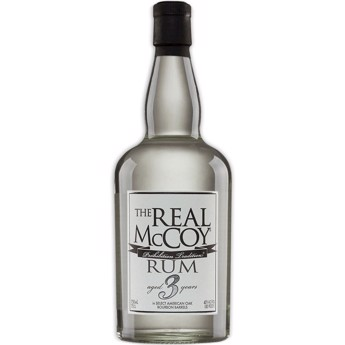 The Real McCoy 3 Year Old White Rum