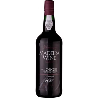 Madeira 10 Years Old Malmsey Reserve
