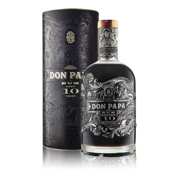 Don Pap 10 Years old Rum